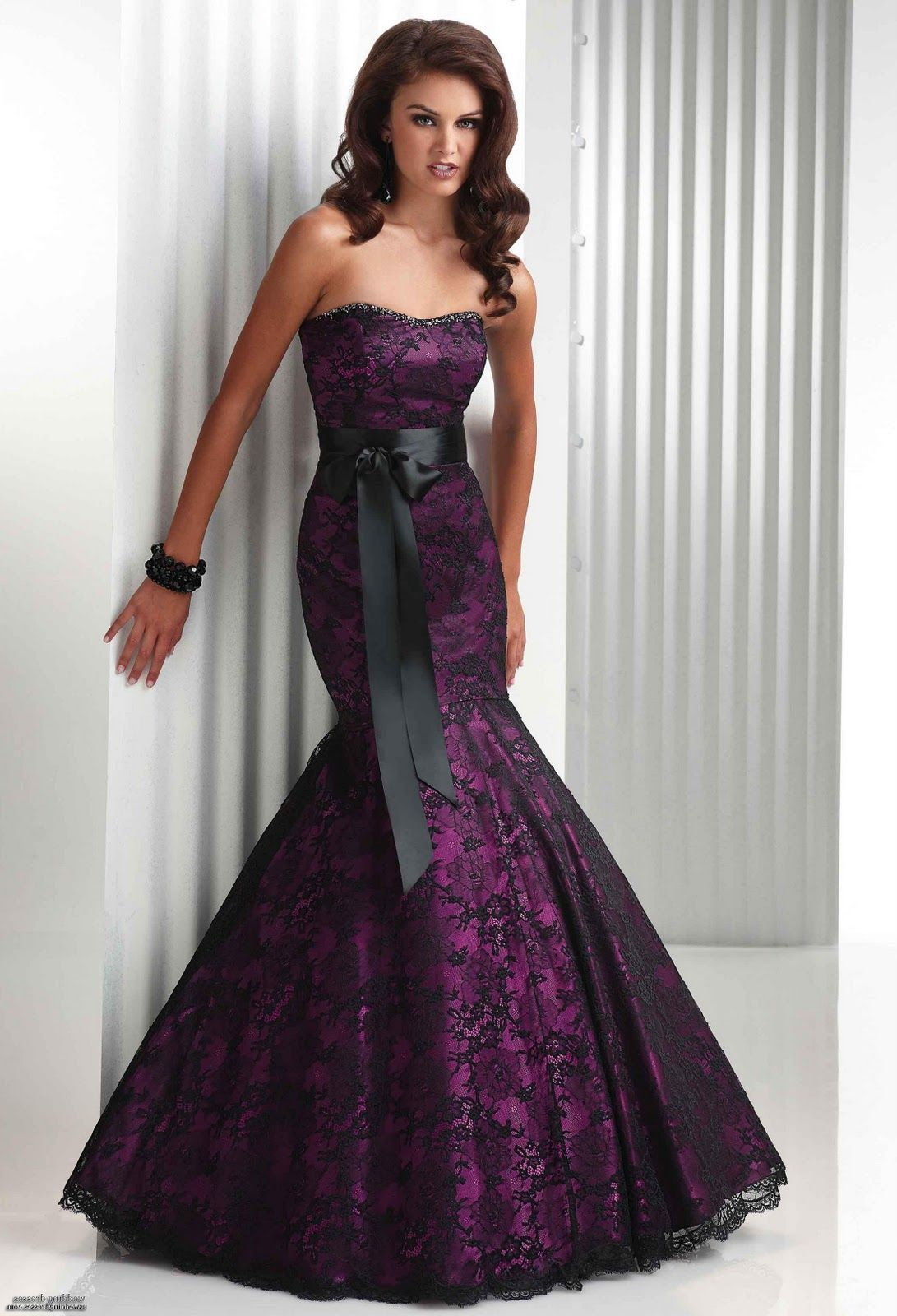 Gothic wedding dresses wilmideus blog black gothic wedding
