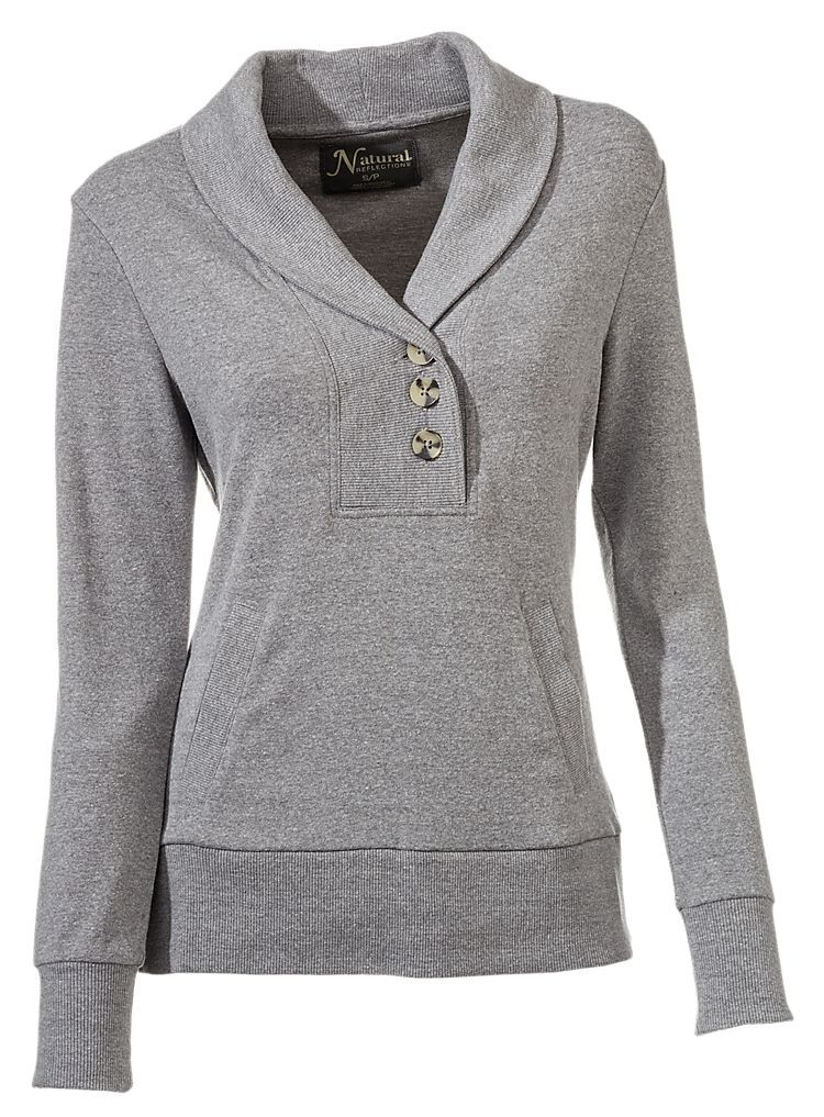 8318acac Natural Reflections Shawl Collar Pullover for Ladies | Bass Pro Shops: The  Best Hunting, Fishing, Camping & Outdoor Gear