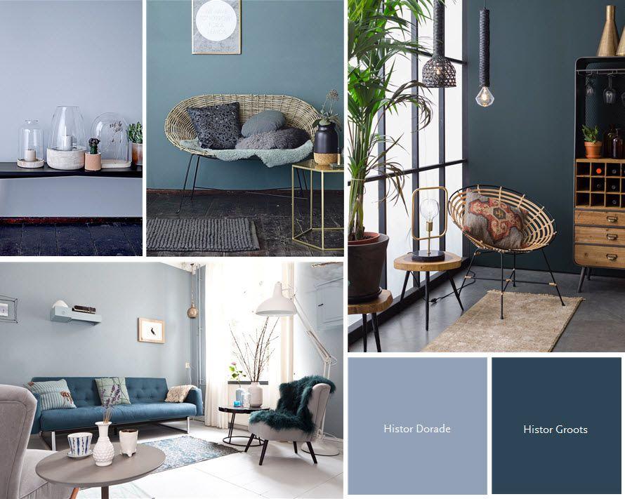 Kleur 2017 dorade woontrend interieur idee n in 2019 for Interieur kleuren 2017