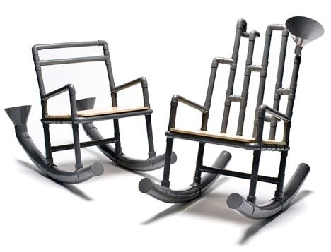 Pvc Pipe Chair Pvc Pinterest Rocking Chairs Surf