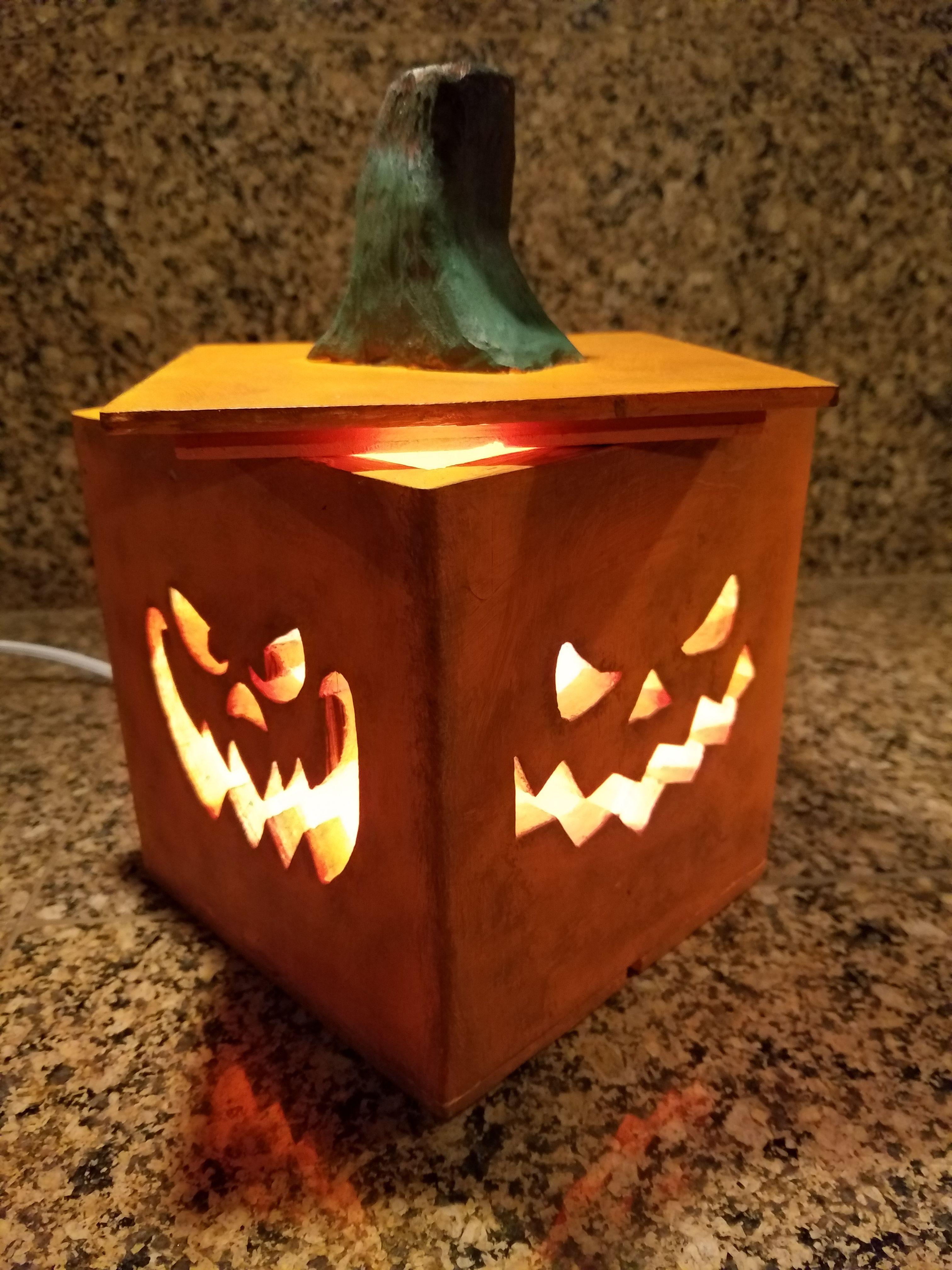 Jack O Lantern Decoration