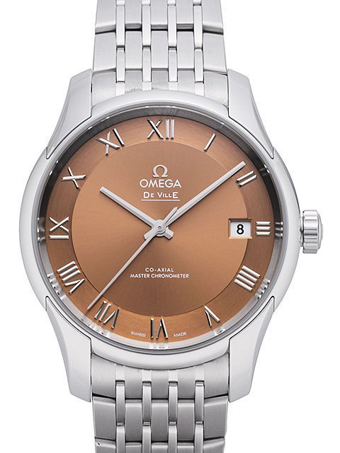 Omega De Ville Co-Axial Master Chronometer 433.10.41.21.10.001 ... 917587c2bb0