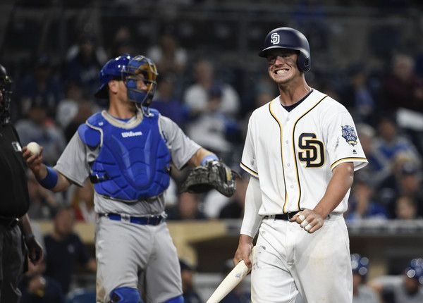 Wil Myers Photos Photos Los Angeles Dodgers V San Diego Padres Major League Baseball San Diego Padres Dodgers