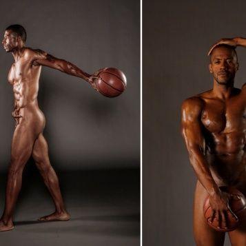 Difficult tell. Black celebrity males nude idea