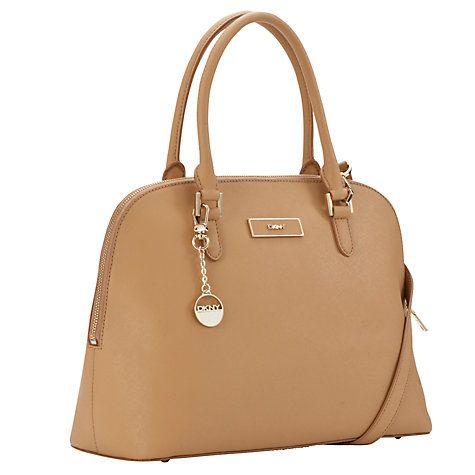 Buy DKNY Saffiano Round Satchel Handbag 10365f185e