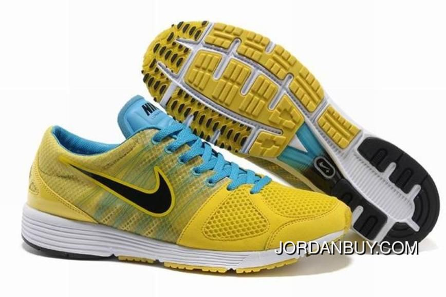 Nike Lunar 5.5 Spider LT +2 Mens Shoes Yellow