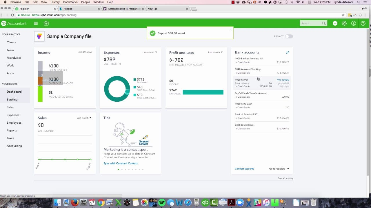 Pin On Quickbooks Accounting