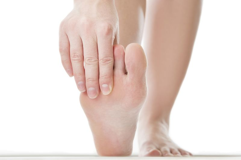 How To Get Rid Of Cramp In Foot And Toes