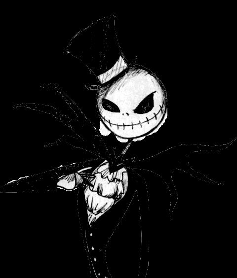 Jack Skellington Nightmare Before Christmas Drawings Halloween Drawings Jack Skellington Tattoo
