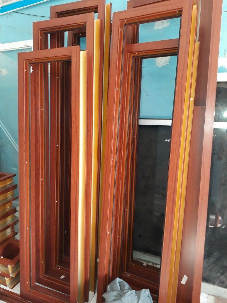 Jasa Pembuatan Kusen Aluminium Pintu Dan Jendela Murah Bekasi Jakarta Dan Sekitar Nya Jendela Pintu Minimalis