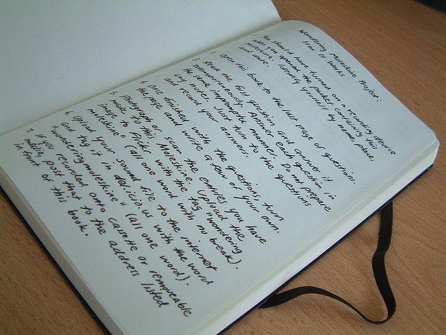 http://noquierootropijama.com/acumulacion-sin-control-libretas-y-cuadernos/ Acumulación sin control: libretas y cuadernos