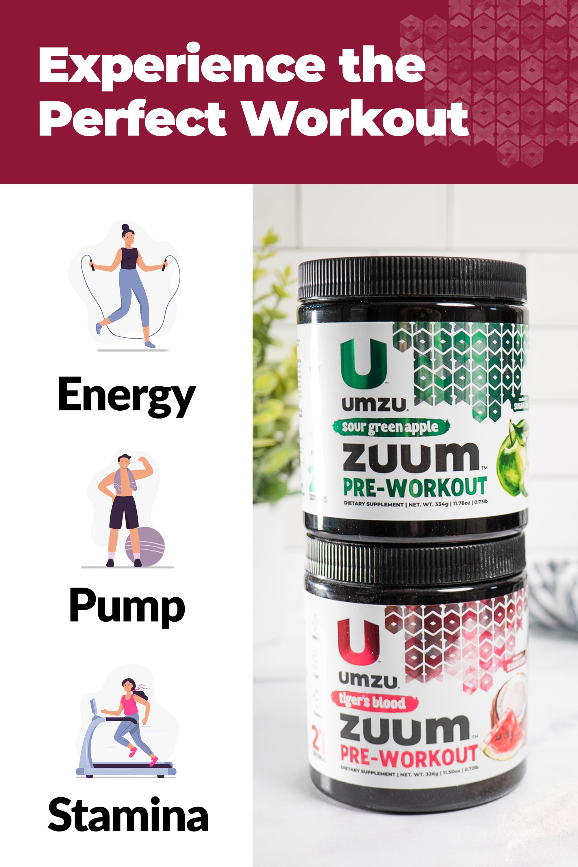 Zuum Pre Workout Energy Pump Stamina In 2021 Good Pre Workout Preworkout Workout