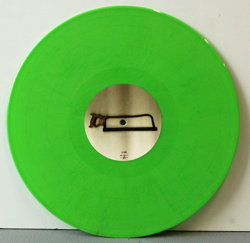 Carcass Surgical Steel Toxic Green Double Vinyl Lp 12 Inch Vinyl Vinyl Records Surgical Steel