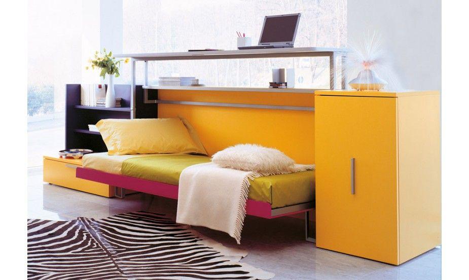 Un meuble bureau tout terrain qui fera votre bonheur Celui-ci est