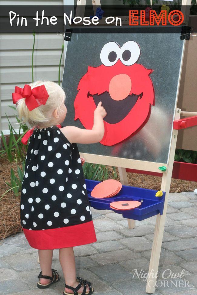 Sesame Street Party Sophie Is 2 Baby Boy Birthday