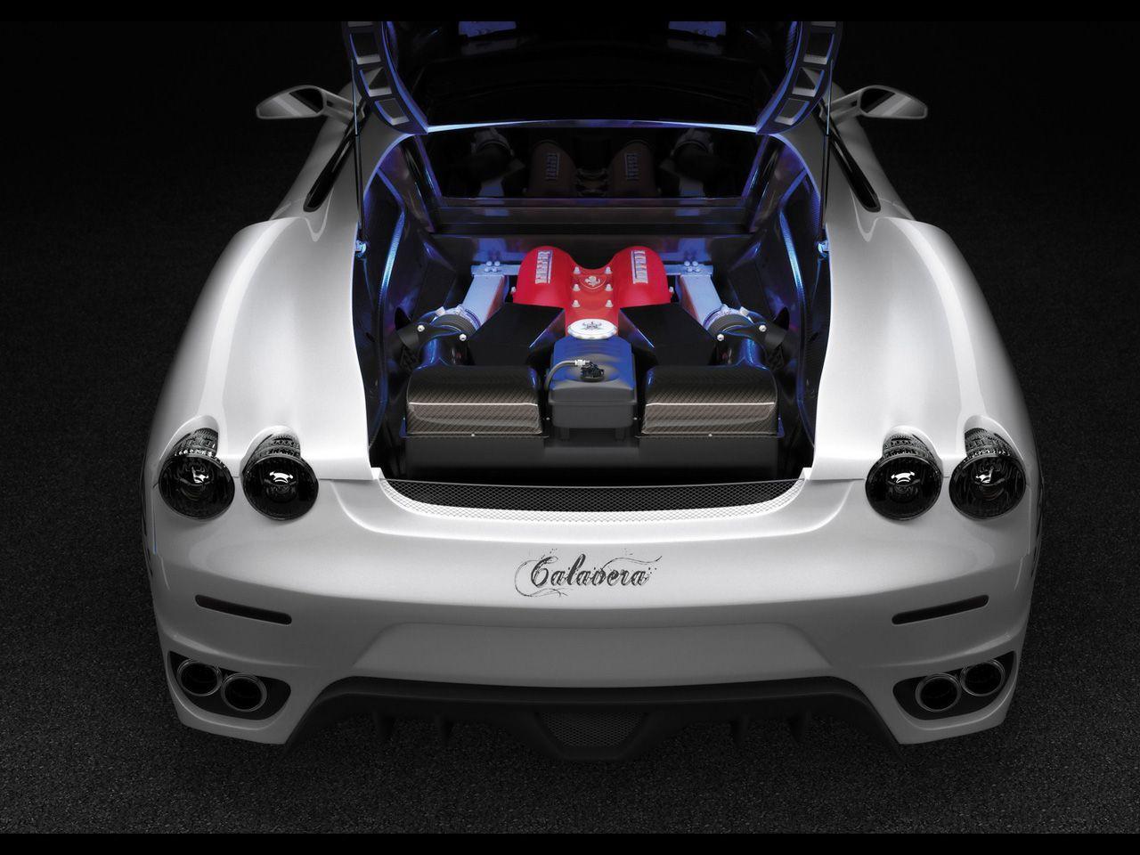 Ferrari F Calavera