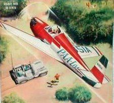 Details about Air Trails BLUNDERBUS PLAN + 1953 ARTICLE for