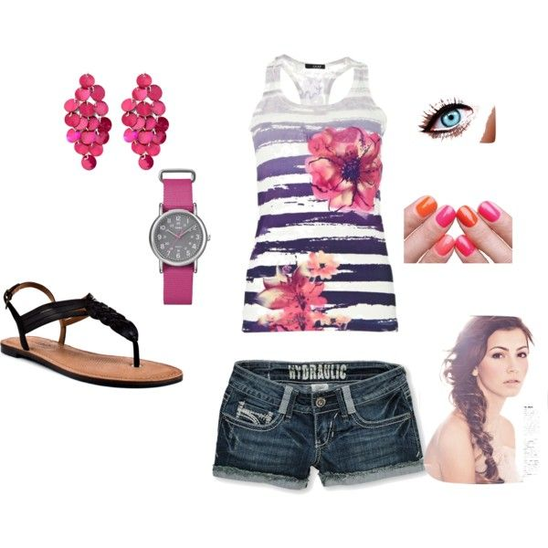 Summer Lovin 3, created by gnppunkin on Polyvore