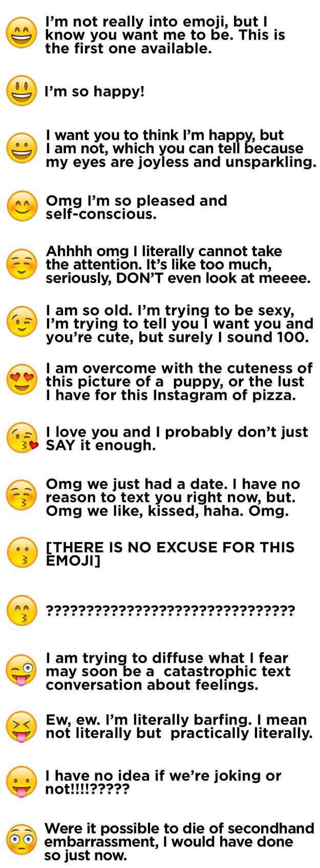 The 58 Yellow Smiley Emoji, Defined Hehehe Funny emoji