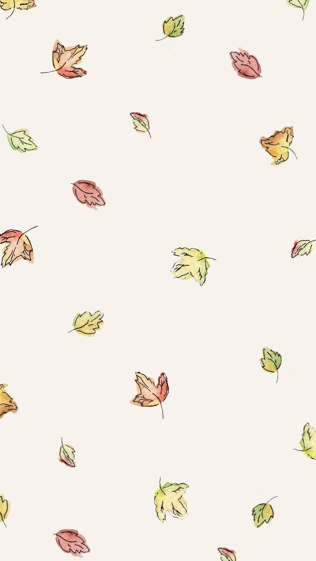 Dress Up Your Tech Fall Wallpaper Iphone Wallpaper Bright