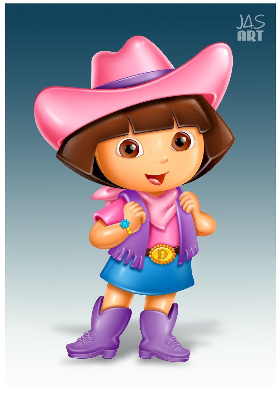 Dora Explorer Wallpaper Hd