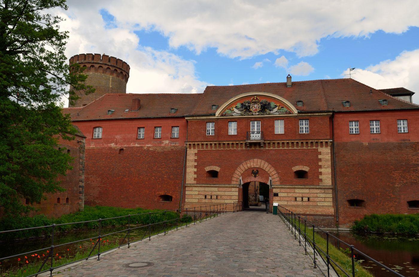 Spandau Citadel (Zitadelle Spandau) a 16th-century