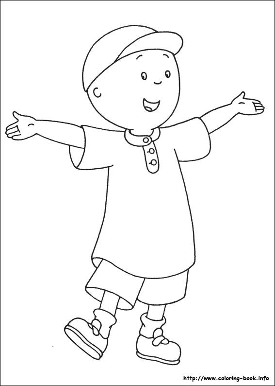 Caillou … | party | Pinte…