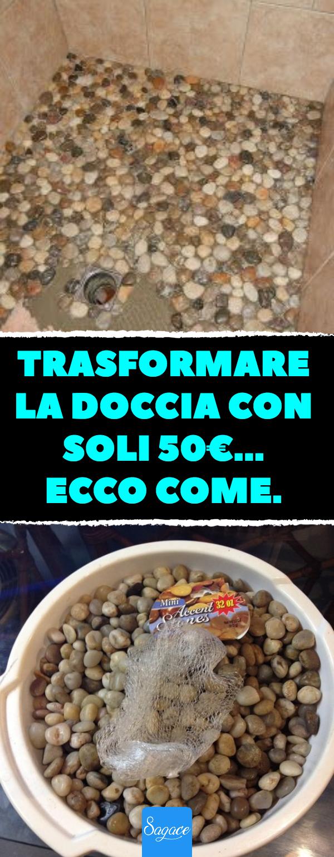 Photo of Trasformare la doccia con soli 50 €: rinnovare il bagno con originale eleganza.
