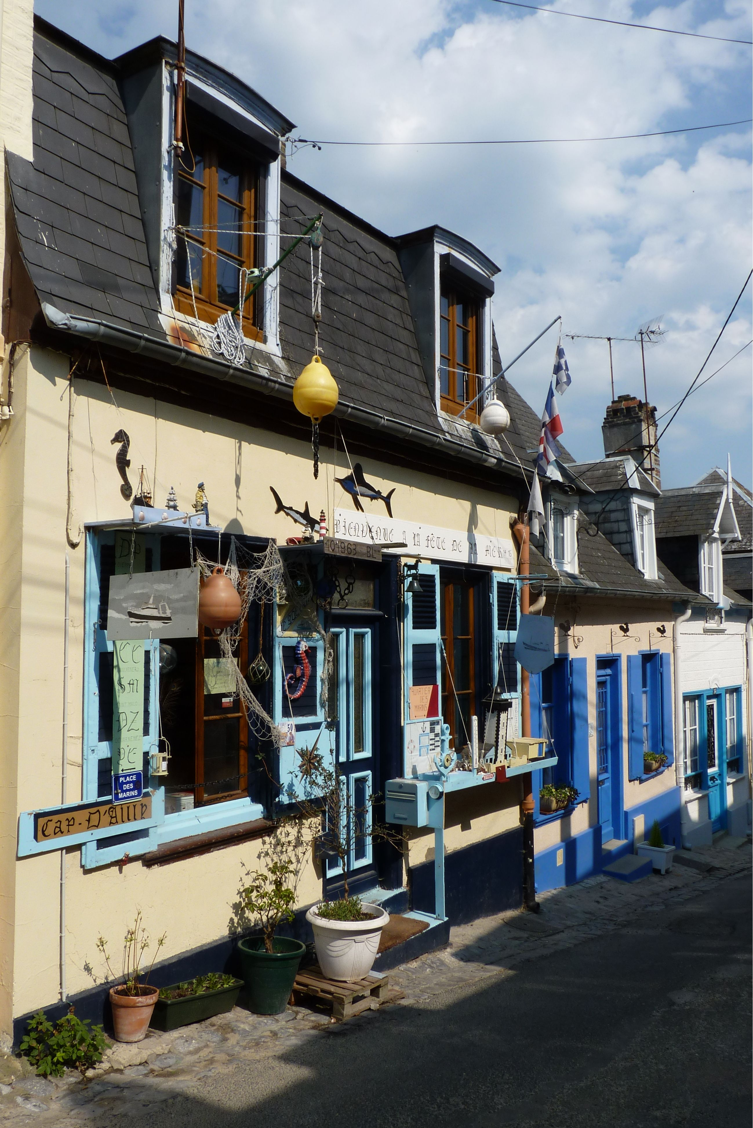 Saint Valery Sur Somme Flickr Photo Sharing European Architecture Places Somme