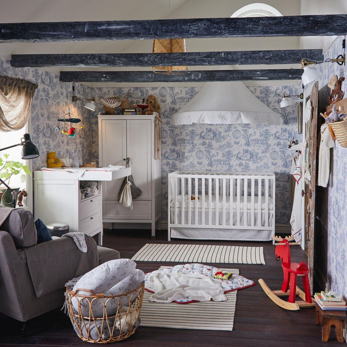 21 idees de la chambre de bebe ikea en