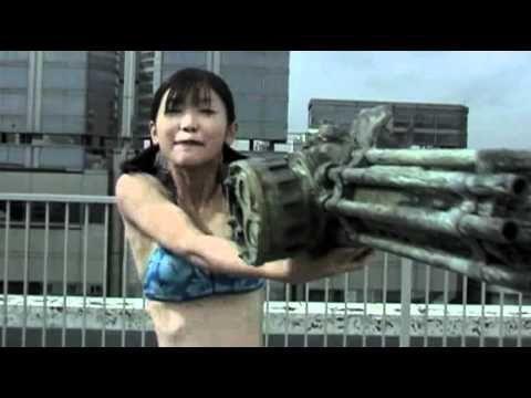 - Hajirai Machine Girl - c'est japonais c'est #WTF 2