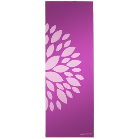 sneakers for cheap dirt cheap 100% high quality Lotus Printed Yoga Mat, 3mm, Half Flower | Products | Yoga ...