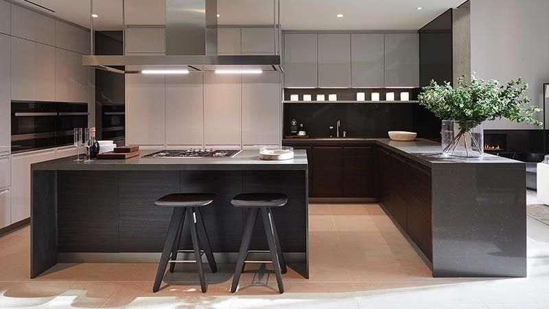 soori high line model unit type c varenna poliform kitchen - Poliform Kitchen