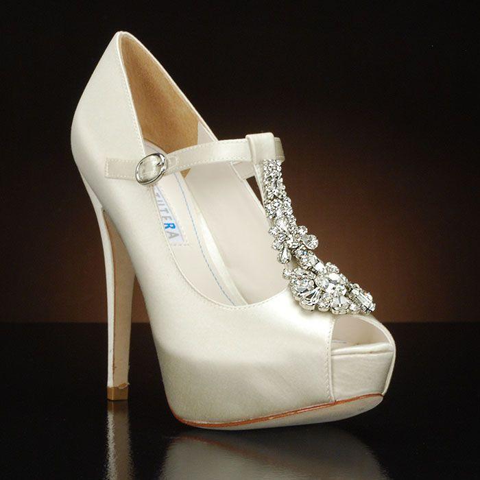 David Tutera Fantasy Wedding Shoes And Fantasy Dyeable Bridal Shoes White Ivory Dyeable Wedding Shoes Bridal Shoes Wedding Shoes