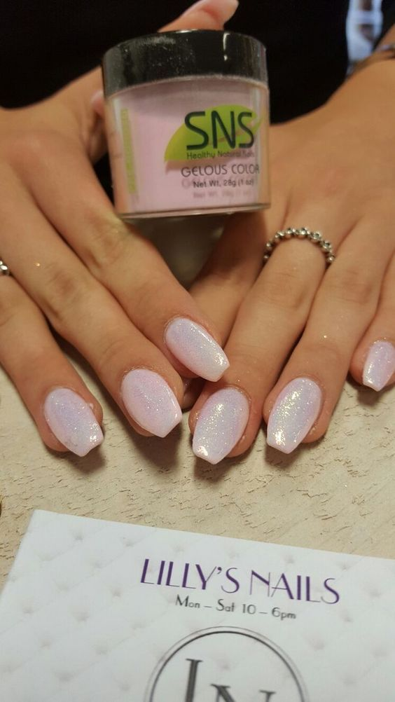 Sns nails … | make up & nails | Pinterest | Sns nails, Prom nails ...