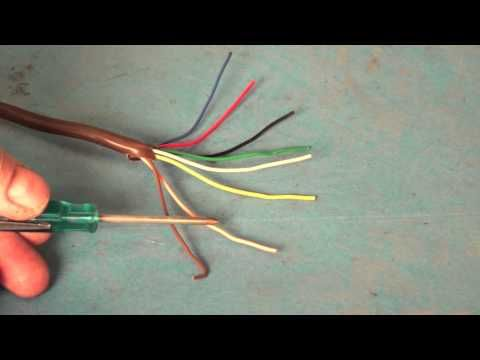 Thermostat Wiring Made Simple - YouTube | bath | Pinterest ...