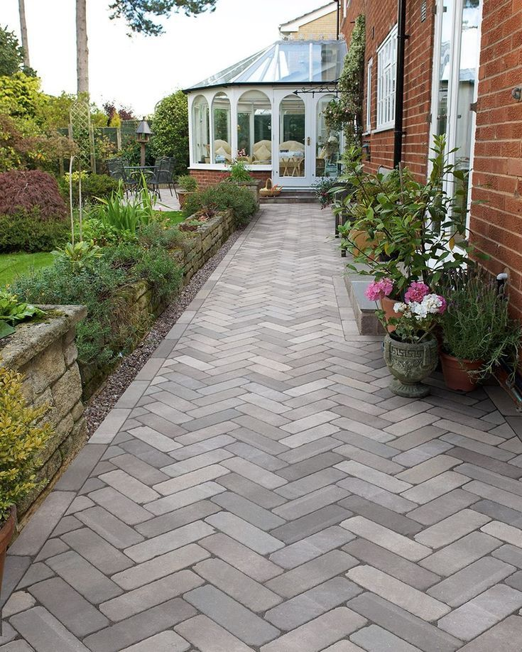 Photo of Garden Paths Pavers