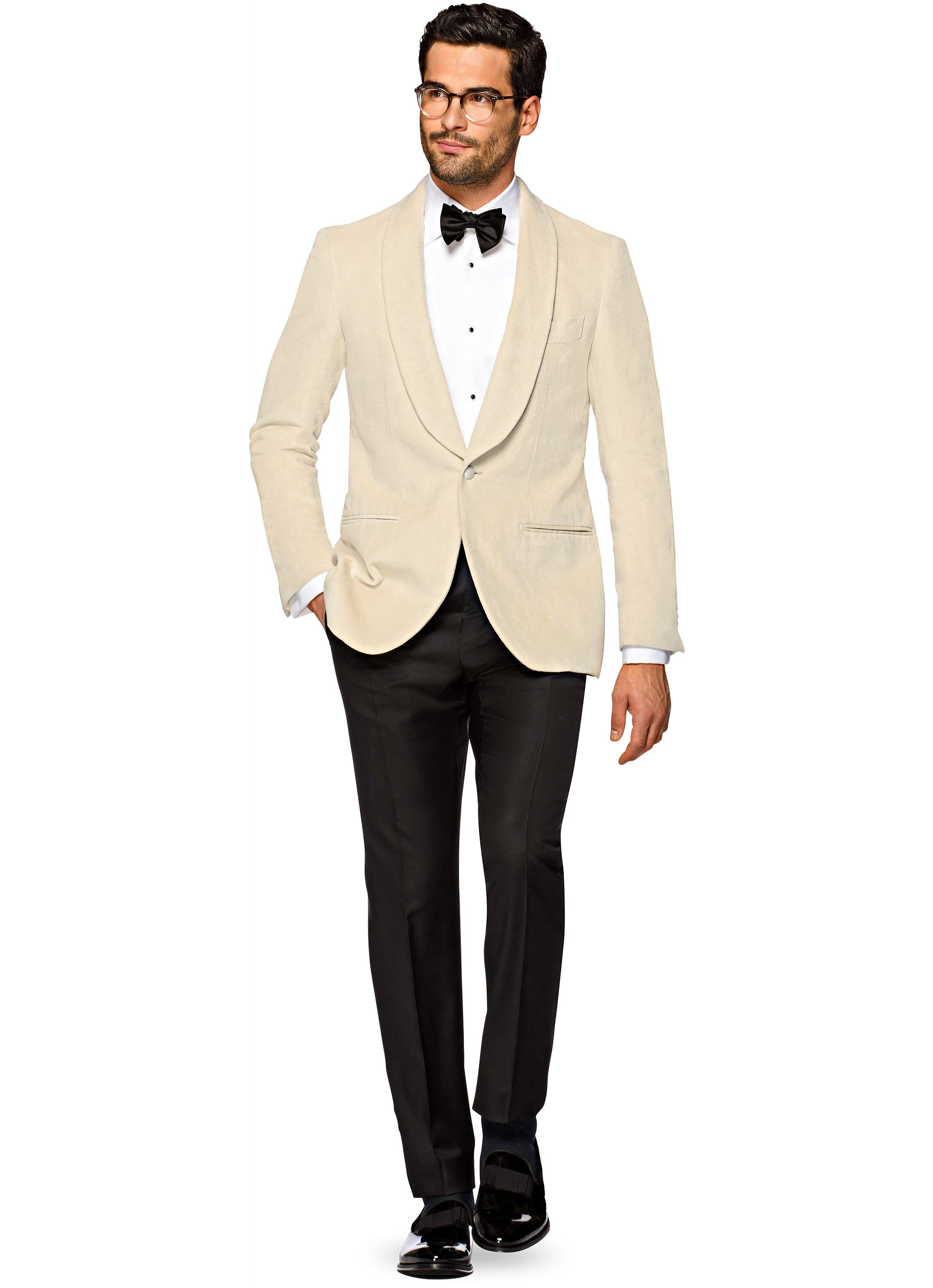 White Formal Jackets