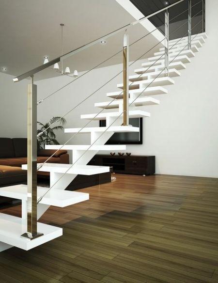 Easy cable, el pasamanos perfecto para escaleras minimalistas y de