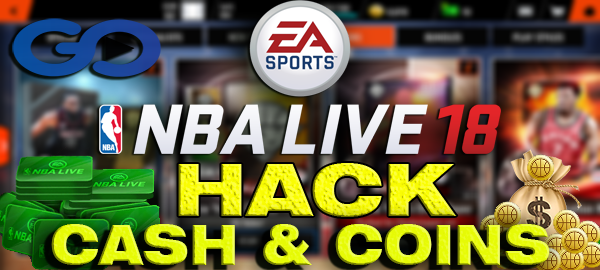 NBA Live Mobile Hack Getting Free NBA Cash and Coins