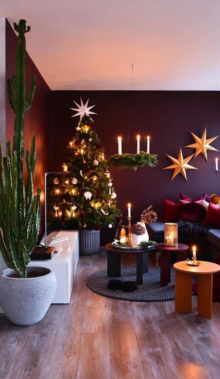 astonishing cute living room idea   Astonishing CHRISTMAS DECORATIONS Designs Ideas and more ...