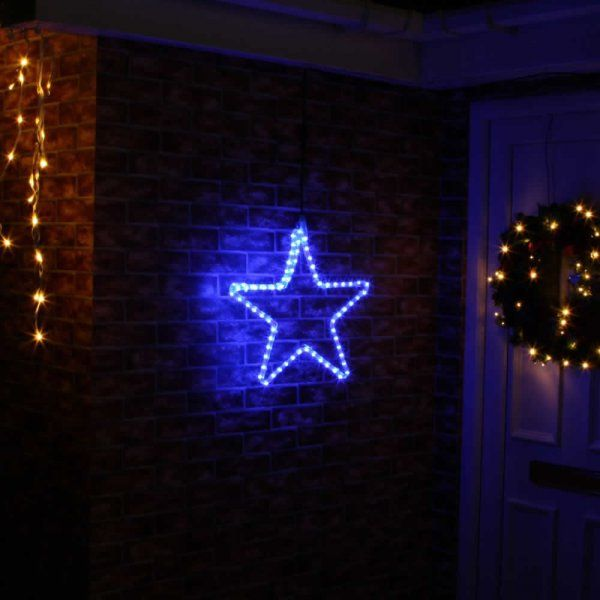 Christmas Star Lights Outdoor Outdoor Christmas Star Light  View All Festive Lights ‹ View All