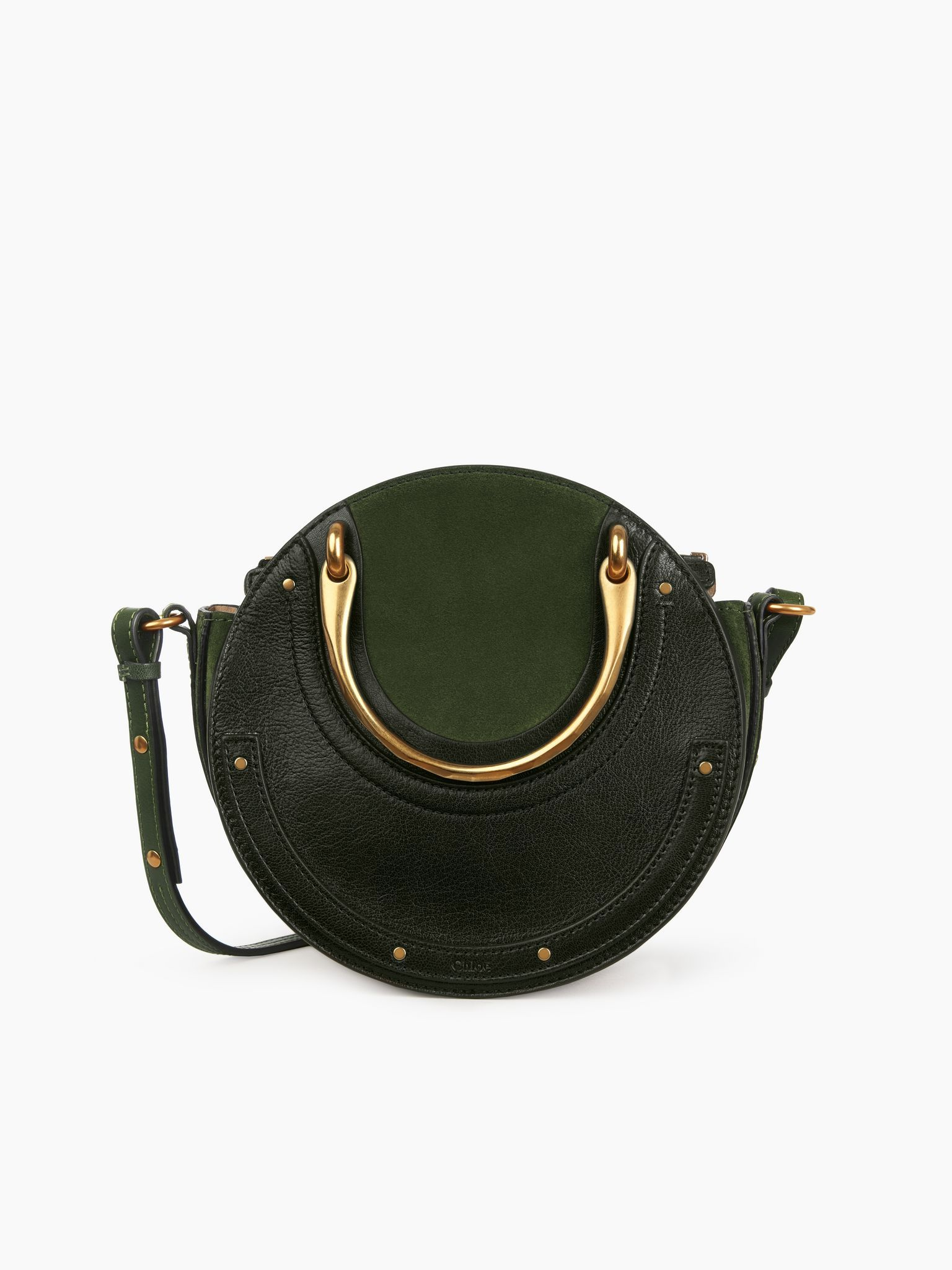 ac26a6645568e Chloe Small Pixie Bag, Women's Bags,Green | Chloe bags | Bags, Chloe ...