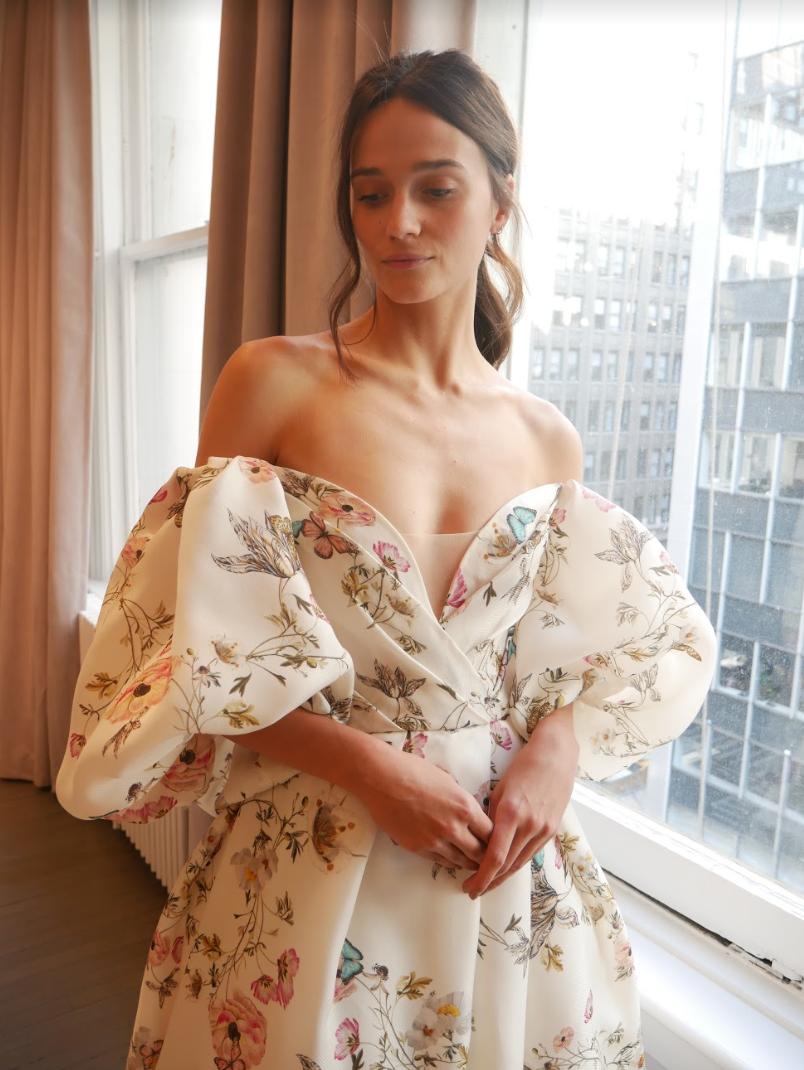Monique Lhuillier Fall 2020  — Chic Parisien - Florida Designer Bridal Boutique -   15 dress Coctel monique lhuillier ideas