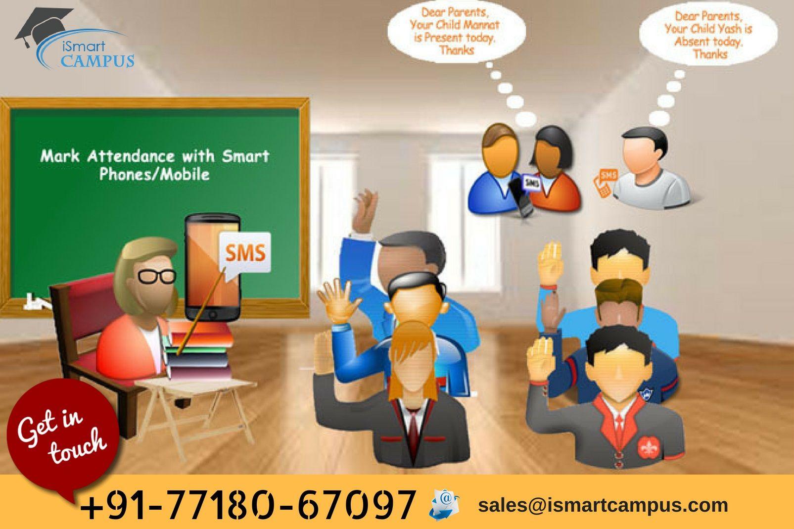 #SmartAttendanceSystem (#iSmartCampus) has developed # ...