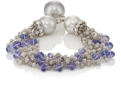 Sidney Garber Multi Strand Bracelet Sidneygarber Pretty