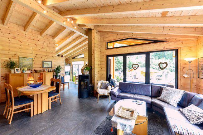 Pin von Britta Johannsen auf Holzhäuser in 2020 Holzhaus