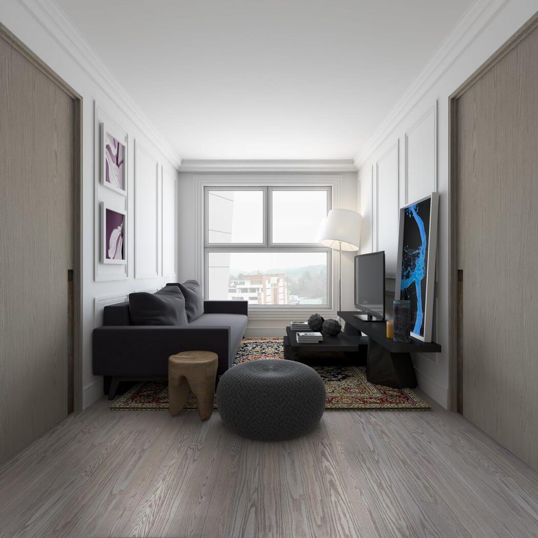 Sky Apartment by estudio e+d   Cozy room, Interior design ...