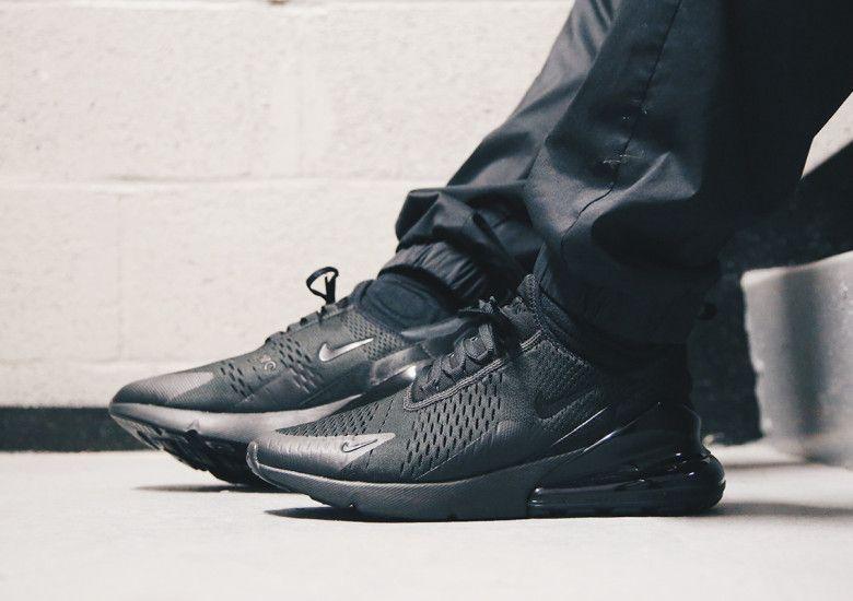 Nike Air Max 270 Triple Black AH8050 005 | Zapatillas