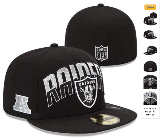 Cheap Wholesale NFL Draft 59FIFTY Fitted Oakland Raiders Hats 6985 for slae  at US 8.90  snapbackhats  snapbacks  hiphop  popular  hiphocap  sportscaps  ... 19daec9197c4